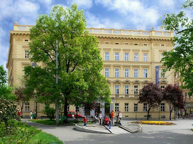 Rektorát Masarykovy univerzity v Brně