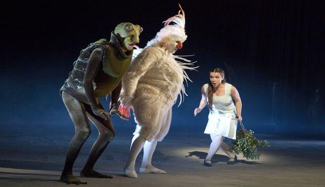 Foto: fantasy opera Čarokraj