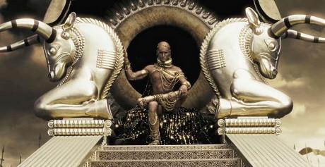 FOTO: 300:Bitva u Thermopyl - Xerxes