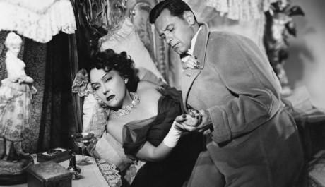 FOTO: Norma Desmond a Joe.
