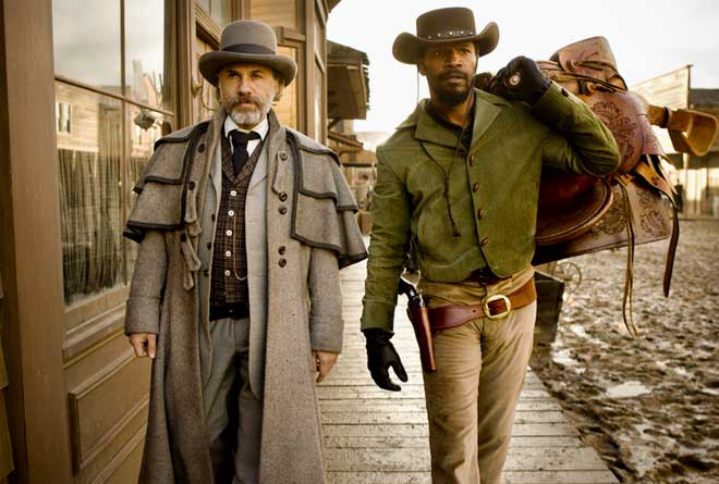 FOTO: Django Unchained Foxx a Waltz
