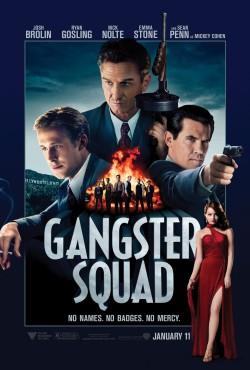Gangster Squad Lovci mafie plakát