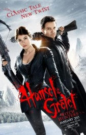 FOTO: Hansel and Gretel Witch Hunters Poster