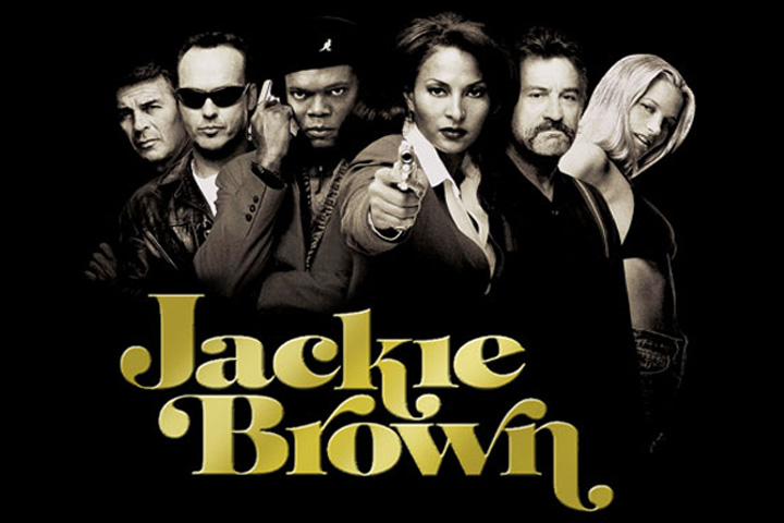 FOTO: Plakát filmu Jackie Brown