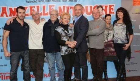 FOTO: Mam'zelle Nitouche, Hudební divadlo Karlín