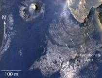 Kráter McLaughlin na Marsu Zdroj: NASA/JPL