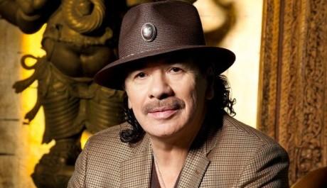 Carlos Santana Foto: Maryanne Bilham  Zdroj: pořadatel koncertu