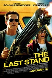 FOTO: The Last Stand Poster