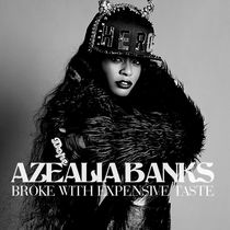 FOTO:Azealia Banks - Broke with Expensive Taste