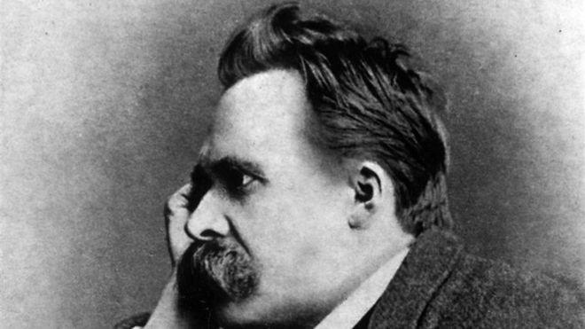 FOTO: Friedrich Nietzsche
