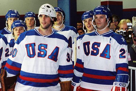 FOTO: Film Hokejový zázrak