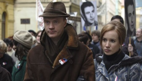 Hořící keř pokračuje v krasojízdě, po Cenách české filmové kritiky ovládl i Českého lva. Zdroj: HBO