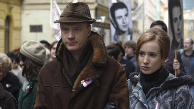 Jan Budař ve výjimečně nekomediální roli. A jak mu to jde. Zdroj: HBO