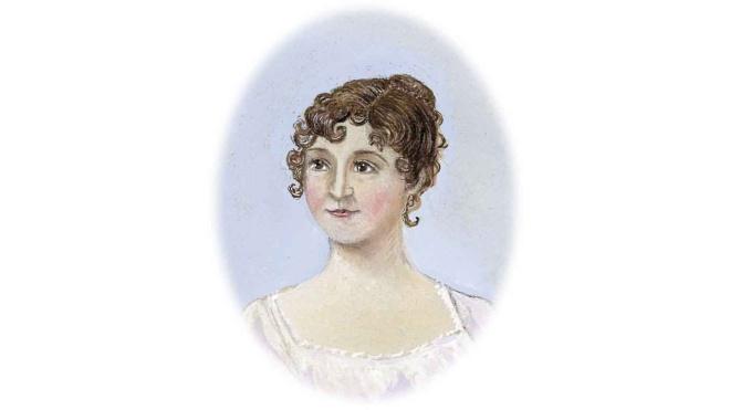 FOTO: Jane Austenová byla svéhlavá žena. Zdroj: www.jasa.net.au