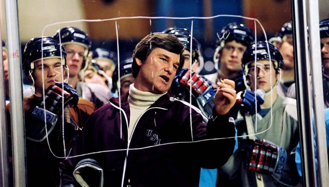 FOTO: Kurt Russel ve filmu Hokejový zázrak