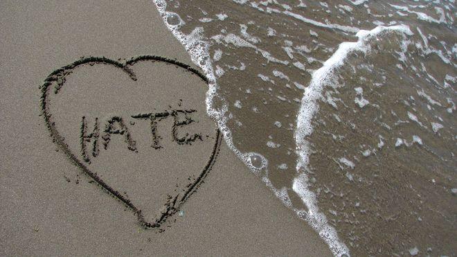 FOTO: Láska i nenávist