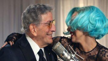 FOTO: Lady Gaga &Tony Bennet