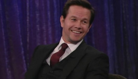 FOTO: Mark Wahlberg v Show Jimmyho Kimmela