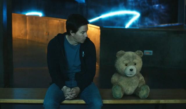 FOTO: Mark Wahlberg ve filmu Méďa