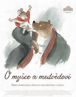 plakát O myšce a medvědovi
