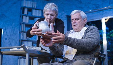FOTO: Petr Štěpánek a Dana Syslová v inscenaci Úsměv Dafné