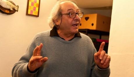 FOTO: Italský herec, režisér a dramatik Vittorio Franceschi