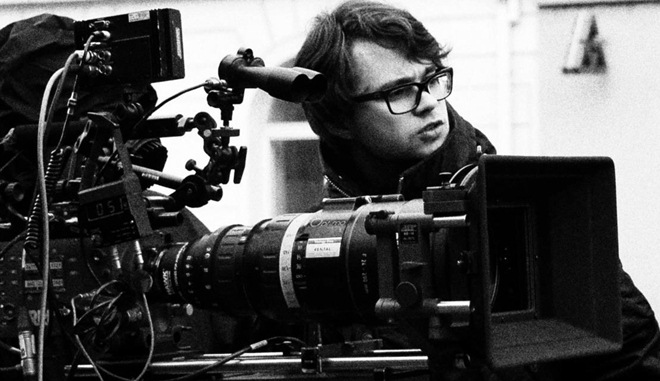 Matěj Chlupáček na natáčení snímku Bez doteku. Zdroj: Cinemart