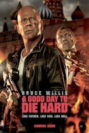 FOTO: A Good Day To Die Hard Poster