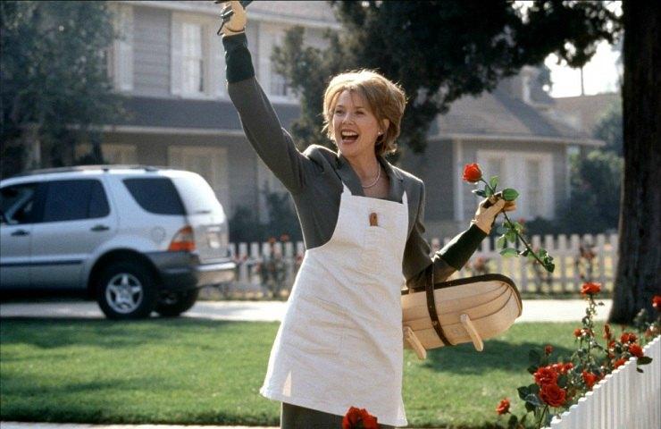 FOTO: Annette Bening ve filmu americká krása