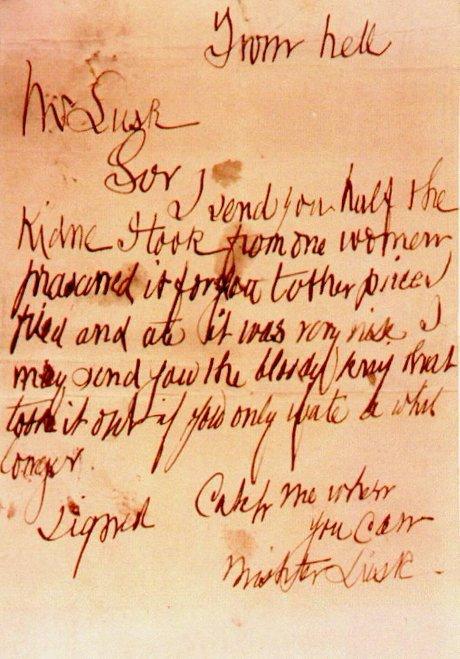 OBR: Dopis Jacka Rozparovače