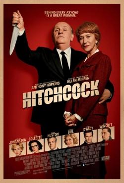 Hitchcock plakat