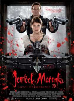 Jenicek a Marenka plakat