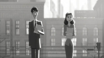 OBR.: Paperman screenshot