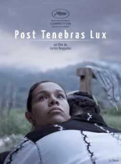 Post Tenebras Lux plakat