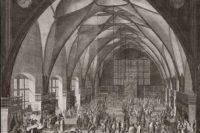 FOTO: Sadeler Vladislavský sál 1604