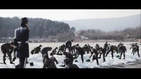 FOTO: Bídníci podle jihokorejského letectva.