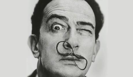 FOTO: Salvador Dalí