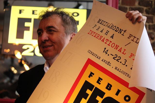 FOTO: Fero Fenič, Febiofest 2013
