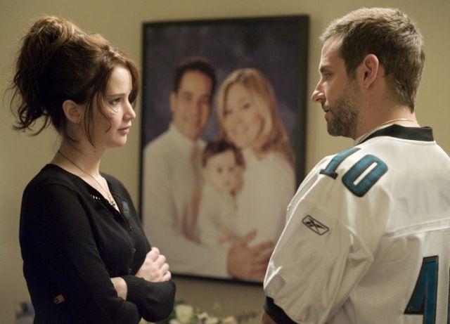 FOTO: Jennifer Lawrence a Bradley Cooper ve filmu Terapie láskou