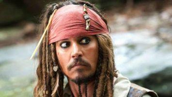 FOTO: Johny Depp ve filmu Piráti z Karibiku