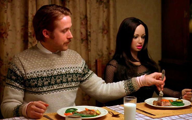 FOTO: Ryan Gosling ve filmu Lars a jeho vážná známost