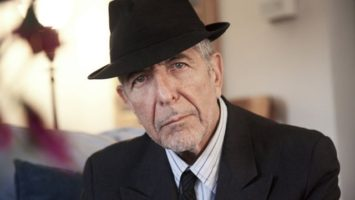 FOTO: Leonard Cohen