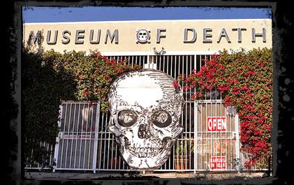 OBR: Muzeum smrti v Hollywoodu