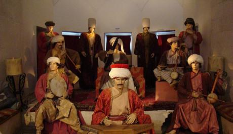 OBR: Muzeum sultána Bayezida II. v Edirne