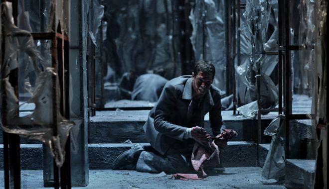 FOTO: Sofoklova Oidipa nastudovali v Jihočeském divadle