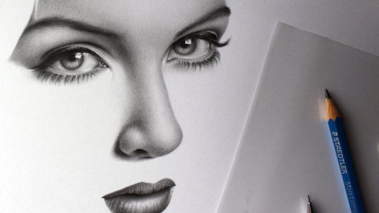 Jak nakreslit portrét