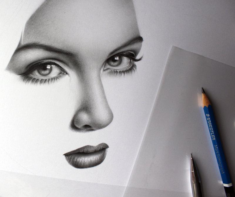 Jak Nakreslit Portret Naucte Se Spravne Zachytit Proporce Obliceje