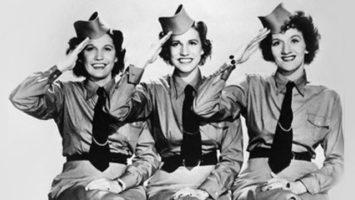 FOTO: Andrews Sisters
