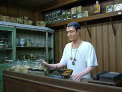 OBR: Tradiční thajská medicína v Muzeu Siriraj v Banghkoku