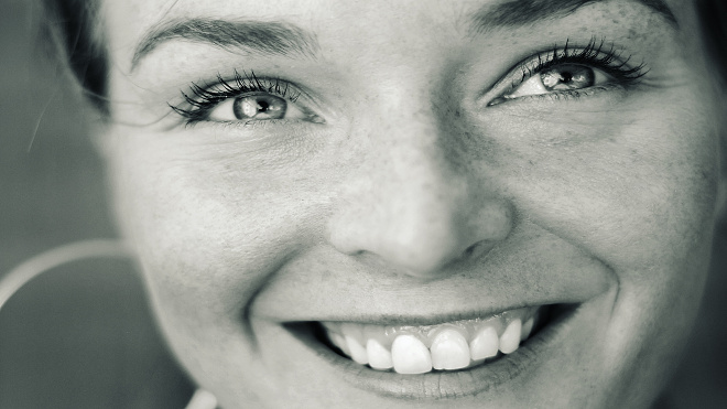 FOTO: úsměv